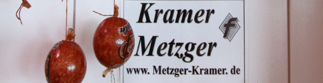 Metzgerei in Tuningen